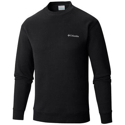 "New Mens Columbia ""Hart Mountain II"" Crew Neck Sweatshirt Pullover Fleece Shirt"