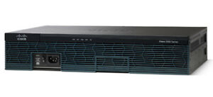 Used-Cisco-C2911-VSEC-K9-Integrated-Services-Router