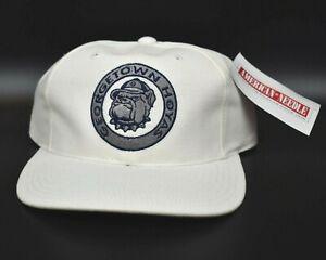 Georgetown-Hoyas-Vintage-90-039-s-American-Needle-Adjustable-Strapback-Cap-Hat-NWT