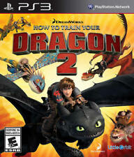 How to Train Your Dragon 2 (Sony PlayStation 3, 2014)