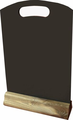 A5 Hand Held Table Top Menu Blackboard Specials Board Chalkboard Display