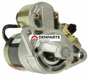 Starter Nissan 200SX NX Pulsar Sentra 1.6L w/Automatic Transmission 1989-1999 Canada Preview