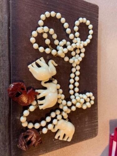 Vintage Miriam Haskell Necklace