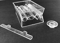 Bead Roller Making Polymer Clay Beads Kit Tools Cutter Round Modeling