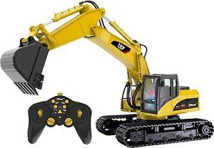 Remote Control Cat Bulldozer Toy