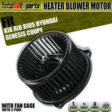 For Hyundai Genesis Coupe 2010-2013 TYC 700229 HVAC Blower Motor