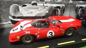 LOLA-SPYDER-T70-3-John-SURTEES-de-1966-au-1-18-GMP-12004-macchina-in-miniatura