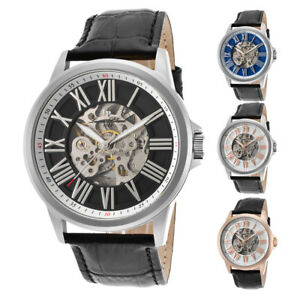 Lucien-Piccard-Calypso-Automatic-Dial-Mens-Watch-12683A-Choose-color