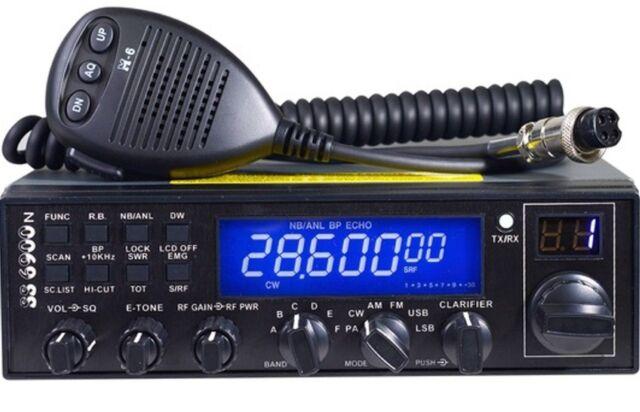 Superstar SS-6900-N V6 free band CB radio or 10m multi mode AM