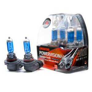 4-X-H12-Poires-PZ20d-Lampe-Halogene-6000K-53W-Xenon-Ampoules-12V
