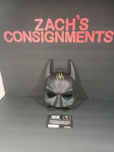 Roger-Craig-Smith-Authentic-Signed-Batman-Adult-Mask-BAM-BOX-amp-BAS-A19016-COA