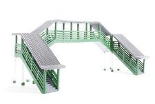 R9731 Hornby Modellino Treno Accessori - Skaledale Coperto Ponte calibro di OO