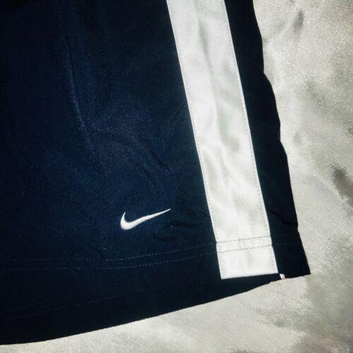 Silky a Nylon Small Yxl Mens Smooth Rare Shorts os 90 Vintage Nike Soccer Sexy Navy ZxvRqwZCd