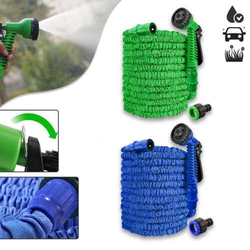 Brause 7,5-45m Flexibler Gartenschlauch Wasserschlauch dehnbar Schlauch inkl