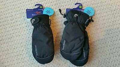 100/% Waterproof /& Breathable with Thermal Rating of 4 Sealskinz Winter Mittens