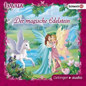 FLORENTINE-WOLF-BAYALA-DER-MAGISCHE-EDELSTEIN-CD-NEW
