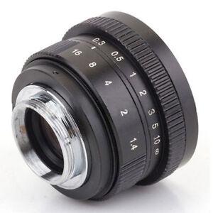 Mirrorless-25mm-F1-4-C-Mount-Lens-for-APS-C-Camera-M4-3-FX-EOSM-N1-P-Q-NEX