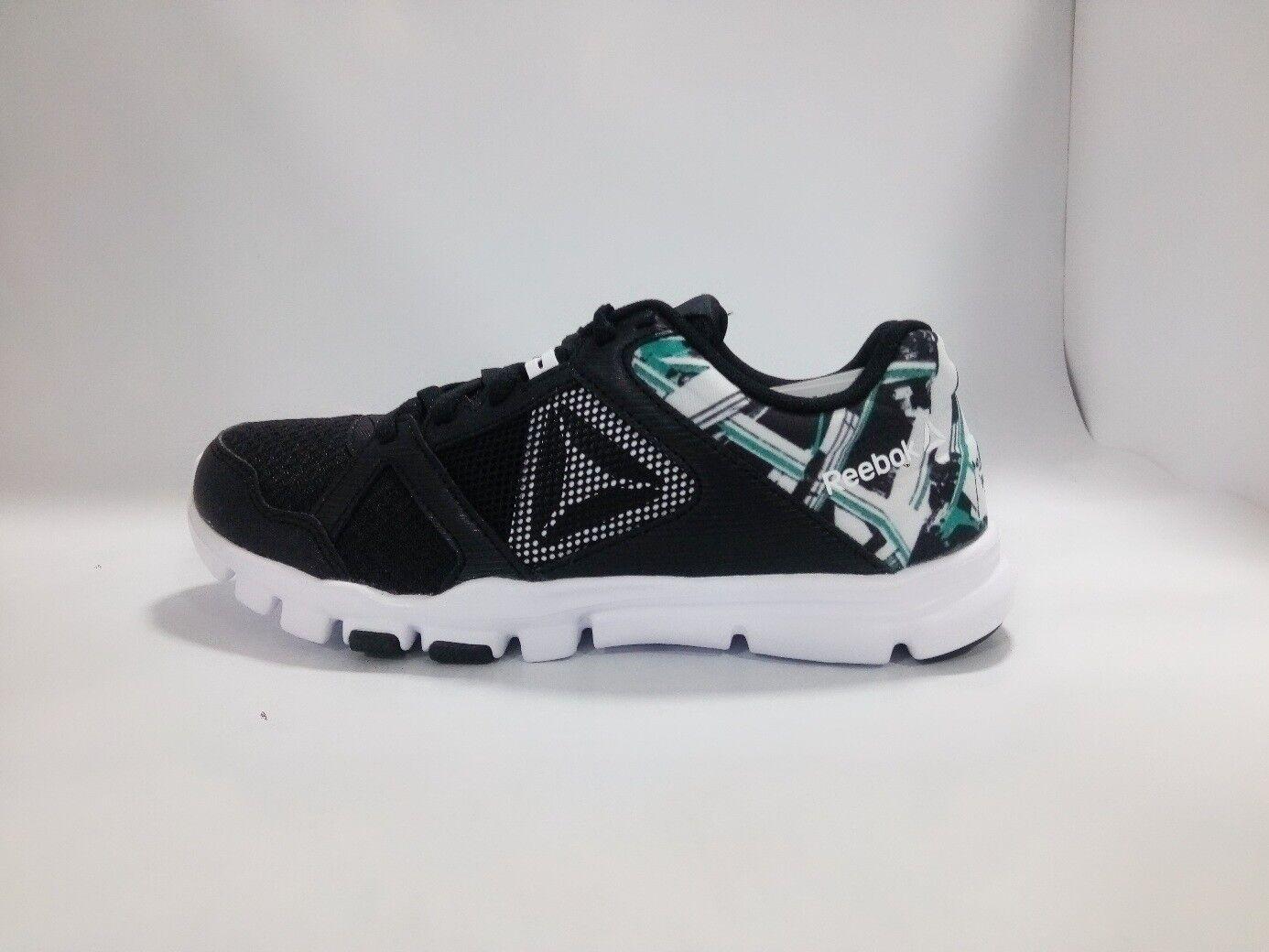 shoes Reebok women - Yourflex Trainette 10 MT - black black black Bianco - CN2766 32ddf3