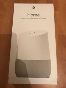GOOGLE-Home-White-BRAND-NEW-SEALED