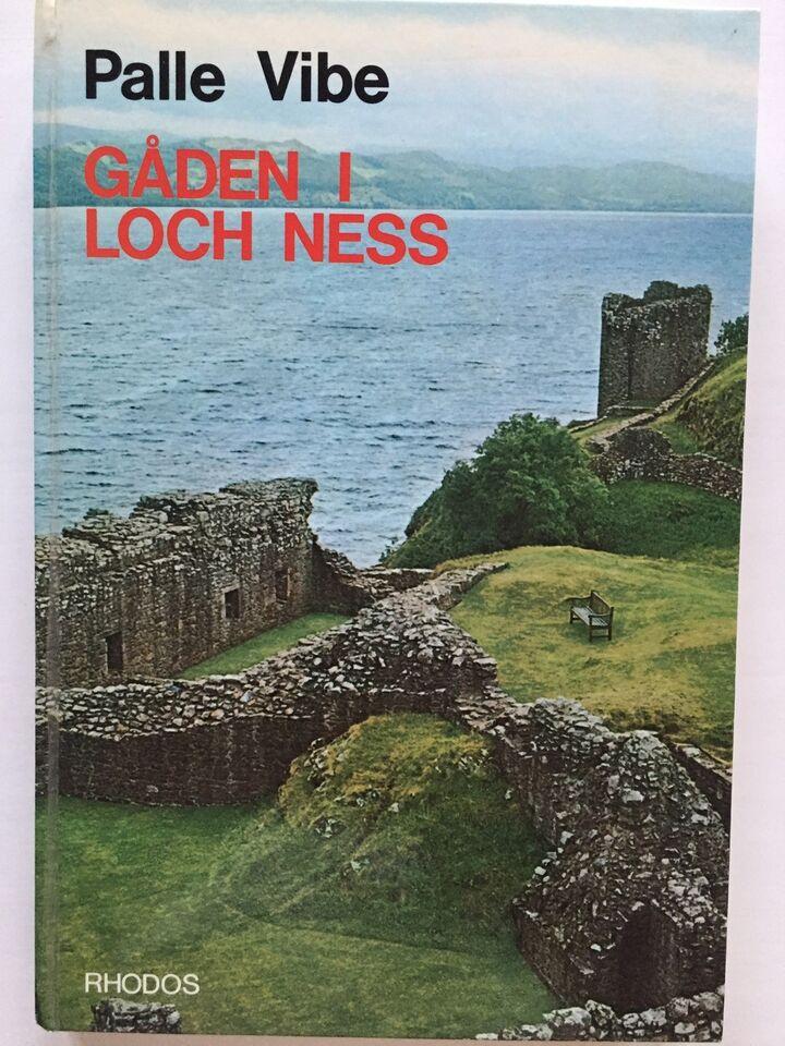 Gåden i Loch Ness, Palle Vibe, emne: historie og samfund