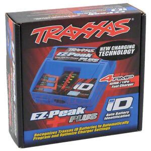 Traxxas 2970 EZ-Peak Plus 4-Amp NiMH//LiPo Fast Charger