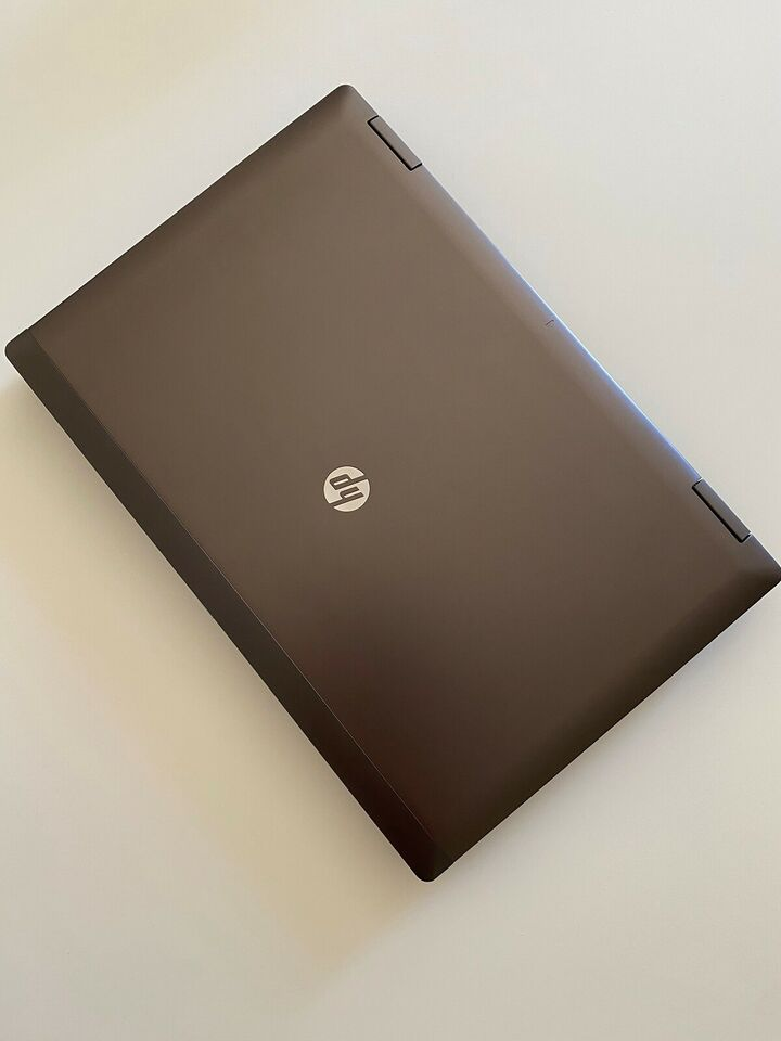 HP 6560b, Intel i3 2.3 GHz, 4 GB ram