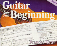 Guitar From The Beginning Learn to Play Kids Childrens Lesson Music Book 1