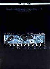 Unbreakable (Two-Disc Vista Series) DVD, Bostin Christopher, Michaelia Carroll,