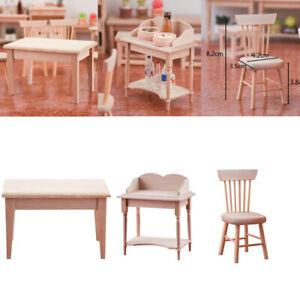 3Pcs-1-12-Handmade-Unpainted-Scene-Model-Photo-Props-Living-Room-DIY-Decoration