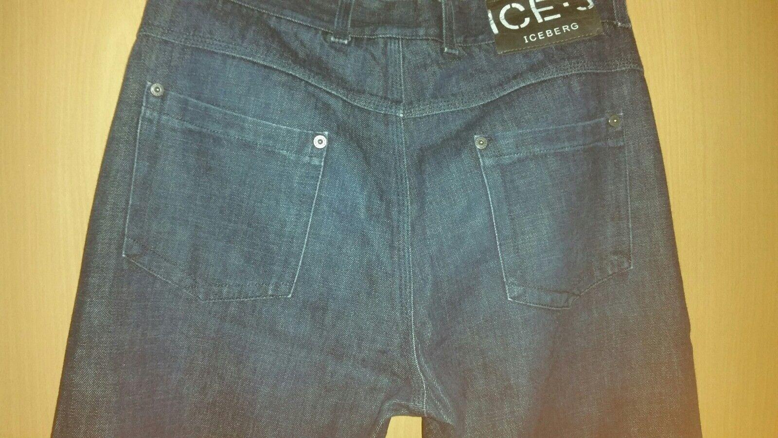 Iceberg Jeanshose | Üppiges Üppiges Üppiges Design  76552e