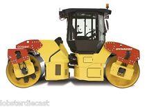 Dynapac CC424HF Asphalt Roller with Cab 1/50 scale model by Motorart 13386