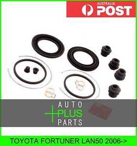 Fits TOYOTA FORTUNER LAN50 Brake Caliper Cylinder Piston Seal Repair Kit