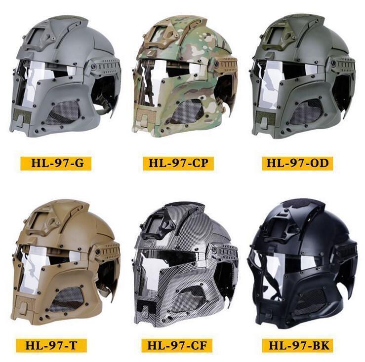 Hunting Side Rail NVG Shroud  Transfer Base Paintball Ballistic Tactical Helmet  exclusive designs