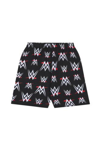 WWE World Wrestling Entertainment Champions 5 to 12 Years SHORT Pyjamas