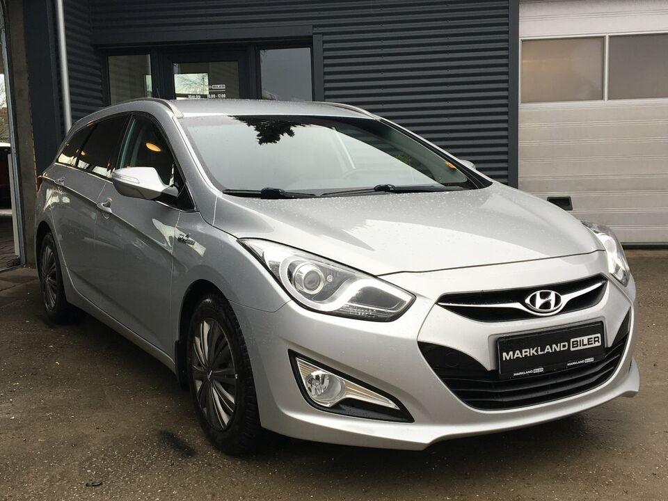 Hyundai i40 1,7 CRDi 115 Comfort CW Diesel modelår 2014 km