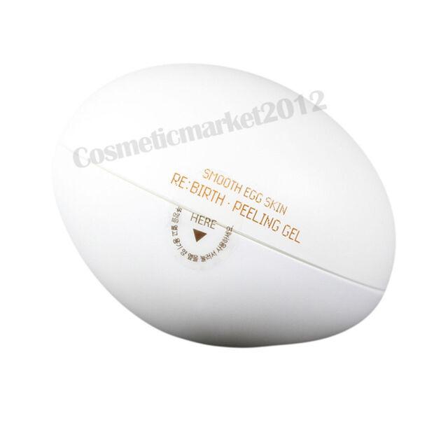Holika Holika Smooth Egg Skin Peeling Gel 140ml Free gifts