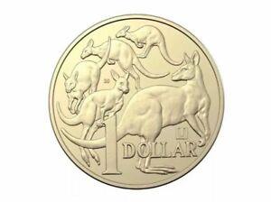 Australia 2019 1 Dollar UNC from Mint bag 35 /& S Mint Mark
