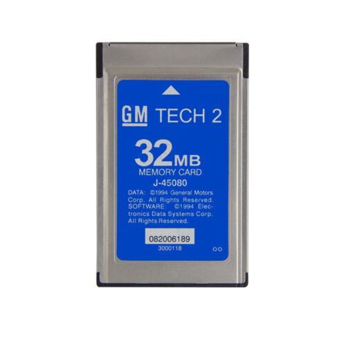 Card For GM TECH2 32MB GM OPEL SAAB ISUZU SUZUKI Holden With Latest Software US