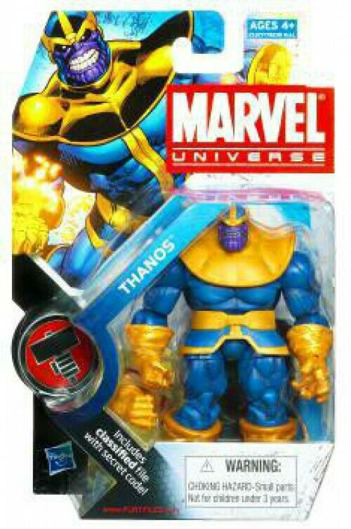 Marvel Universe Universe Universe Series 11 Thanos Action Figure 1b8cd7