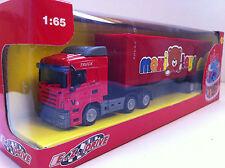 Maxi Toys (EZ Drive) - Camion semi-remorque Scania (25ème anniversaire) - 1/65