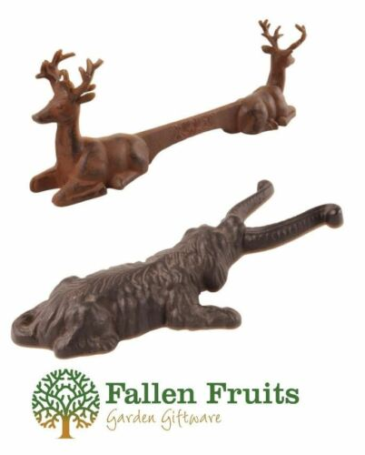 Fallen Fruits Porte en Fonte Boot Bottes Jack ou Boue Grattoir