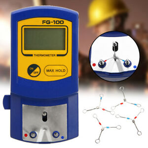 1Pcs-FG-100-Soldering-Iron-Tip-Thermometer-Temperature-Tester-LCD-Display-0-700