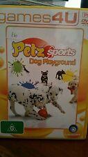 Petz Sports Dog Playground PC GAME - FREE POST