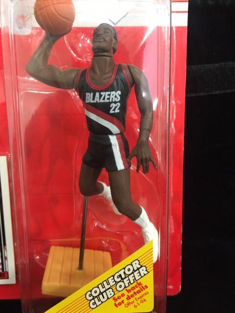 1993 Kenner SLU Starting Lineup Basketball Clyde Drexler Portland Trailblazers for sale online