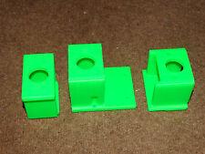 Proxxon MF70 CNC 3D printed Adaptor plates for Nema 17 Stepper motors