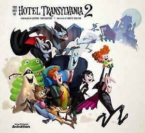 The-Art-of-Hotel-Transylvania-2-by-Mel-Brooks-Brett-Rector-Hardback-2015