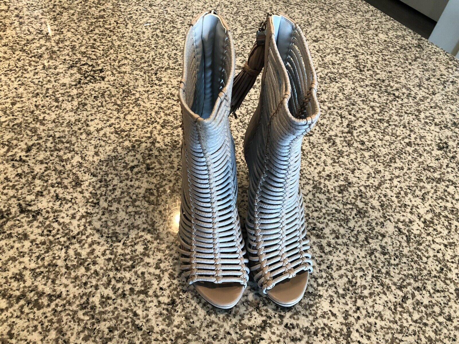 BCBG Elista High Heeled Sandal Sz 6.5  375 New without Box