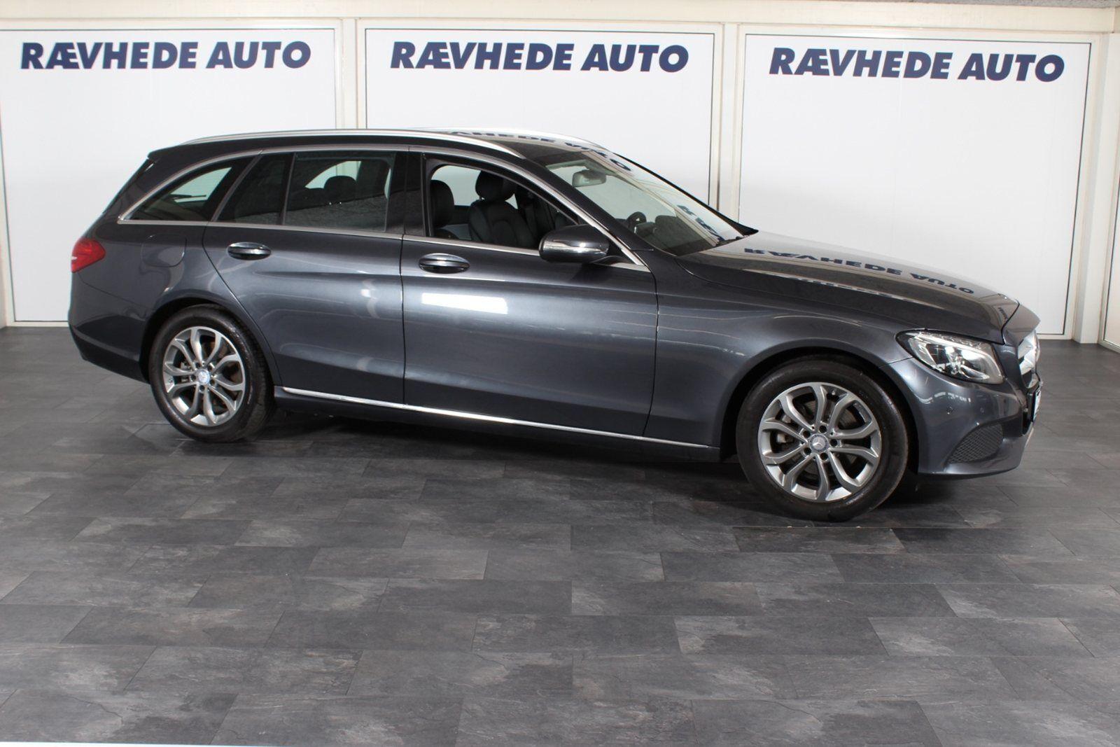 Mercedes C220 2,2 BlueTEC Avantgarde stc. aut. 5d - 349.500 kr.