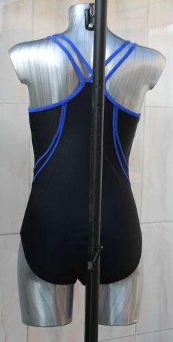 M/&S COLLEZIONE Taglie 14 16 18 20 22 Nero Sportivo Racerback Costume Da Bagno Nuovo Con Etichetta