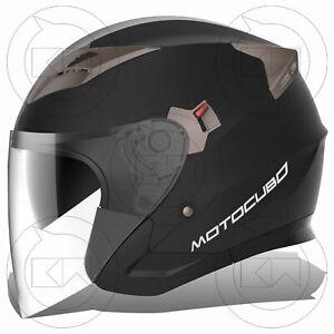 CASCO-MOTO-SCOOTER-JET-TOURER-UNIVERSALE-MOTOCUBO-NERO-OPACO-TAGLIA-M